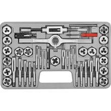 STAYER 40 предметов, инструментальная сталь, набор метчиков MaxCut 2805-H40 STAYER 2805-H40