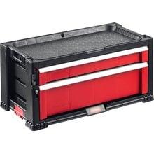 Ящик с 2 выдвижными полками DRAWER-2 KETER 38382-2