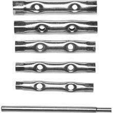 Ключи трубчатые, 8-17 мм, 6 предметов DEXX 27192-H6