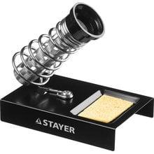 Подставка MAXTerm для паяльников, штампованная STAYER 55318