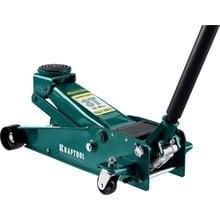Домкрат гидравлический подкатной 3 т 133-465 мм Kraftool 43450-3