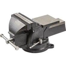 Тиски слесарные с поворотным основанием STAYER STANDARD 3254-150
