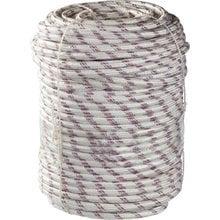 Фал плетёный полипропиленовый с сердечником 1000 кгс 12 мм 100 м СИБИН 50215-12