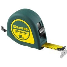 Рулетка 10 м x 25 мм Kraftool GRAND 34022-10-25