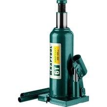 Домкрат гидравлический бутылочный 6 т 220-435 мм Kraftool Kraft-Lift 43462-6_z01