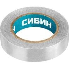 Изолента ПВХ 10 м х 15 мм белая СИБИН 1235-8