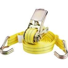 Ремень для крепления груза 0.5 т 2 м желтый STAYER PROFESSIONAL 40560-2