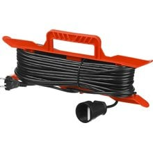 Удлинитель электрический 20 м ПВС 2 х 0.75кв мм 1 гнездо STAYER MASTER 55018-20