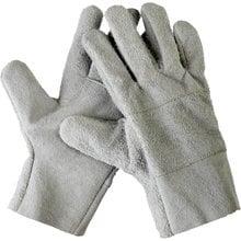 Перчатки рабочие кожаные СИБИН 1134-XL