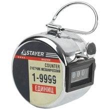 Счетчик механический STAYER 34195
