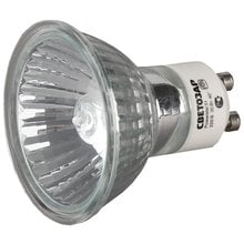 Лампа галогенная 75 Вт GU10 СВЕТОЗАР SV-44827