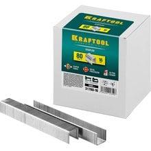 Скобы тип 80 16 мм 5000 шт. Kraftool 31780-16