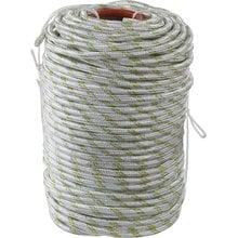 Фал плетёный капроновый с сердечником 1300 кгс 10 мм 100 м СИБИН 50220-10
