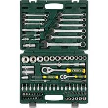 Универсальный набор инструмента 82 предметов Kraftool 27887-H82_z02