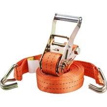 Ремень для крепления груза 2 т 4 м оранжевый STAYER PROFESSIONAL 40562-4