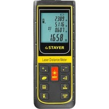 Лазерный дальномер STAYER PRO-Control 34959