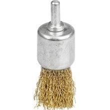 Щетка кистевая для дрели витая стальная проволока 24 мм STAYER PROFI 35113-24
