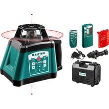 Ротационный лазерный нивелир Kraftool RL600 34600