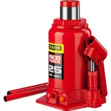 Домкрат гидравлический бутылочный 25 т 240-375 мм STAYER RED FORCE 43160-25_z01