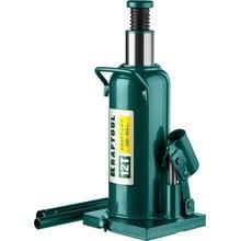 Домкрат гидравлический бутылочный 12 т 230-458 мм Kraftool 43462-12_z01