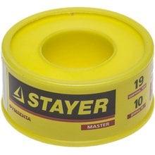 Фумлента 19 мм 10 м STAYER MASTER 12360-19-040