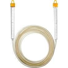 Гидроуровень с усиленной измерительной колбой большого размера, d 8мм, 7м, STAYER