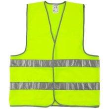 Жилет флуоресцентный желтый (52-54) STAYER MASTER 11620-52