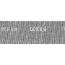 Шлифовальная сетка абразивная, водостойкая Р 100, 105х280 мм, 3 листа DEXX 35550-100_z01