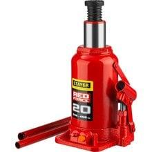 Домкрат гидравлический бутылочный 20 т 242-452 мм STAYER RED FORCE 43160-20_z01