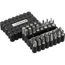 Набор бит с магнитным адаптером 33 предмета STAYER MASTER 26085-H33