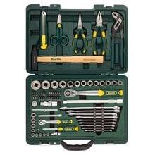 Набор слесарно-монтажного инструмента 70 предметов Kraftool INDUSTRY 27977-H70