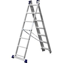 Лестница универсальная трехсекционная СИБИН 38833-07