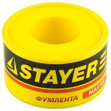 Фумлента 25 мм 10 м STAYER MASTER 12360-25-040