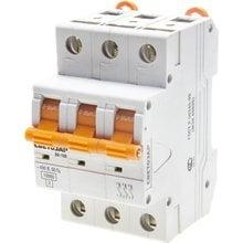 Автоматический выключатель 3-полюсный 50А 10кА СВЕТОЗАР SV-49073-50-C