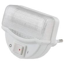 Светильник-ночник, линейная люминесцентная лампа, с выключателем, 1W, цветовая температура 2700К СВЕТОЗАР SV-57983