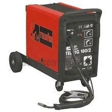 Сварочный аппарат (полуавтомат) TELWIN TELMIG 180/2 230V