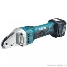 Аккумуляторный шлицевые ножницы Makita BJS160RFE