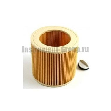 Фильтр гофрированный AEG 4932352303 (для пылесоса AP250ECP; 1 шт)