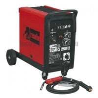 Сварочный аппарат (полуавтомат) TELWIN TELMIG 250/2 230-400V
