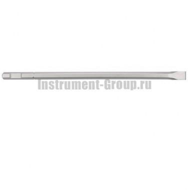 Долото плоское шестигранник 19 мм DeWalt DT 6942 (25х400 мм)