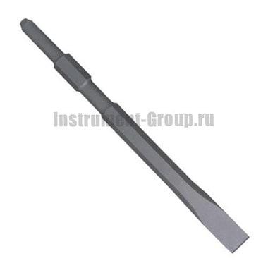 Долото плоское шестигранник 28,6 мм Makita D-17681 (28х510 мм)