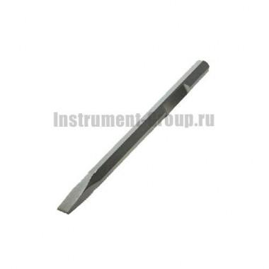 Долото широкое шестигранник 30 мм Makita P-13493 (115х400 мм)