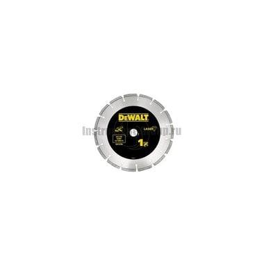 Диск алмазный сегментный DeWalt DT 3741 (125х22,2х2 мм; для сухого реза; по бетону)