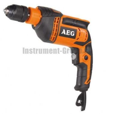 Дрель AEG 381775(BE 650 R)
