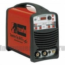 Сварочный инвертор TELWIN Superior TIG 361 DC HF/LIFT400V