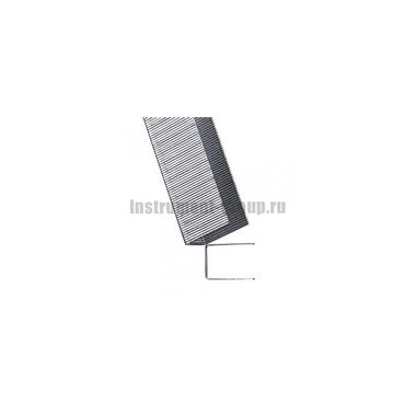 Скобы Bosch 1.609.200.326 (11.4х6х0.74 мм;1000 шт)