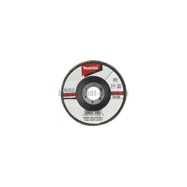 Диск лепестковый Makita D-27078 (125х22мм; К36)