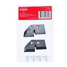Ножи для ледобура 2 шт для сухого льда Elitech 1820.118100