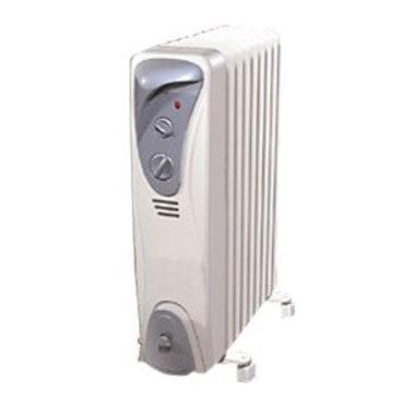 Масляный радиатор General Climate NY23AR