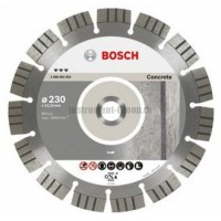 Диск алмазный Bosch 2.608.602.655 (230х22,23х2,4 мм)  по бетону